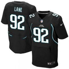 "$78.00--Austen Lane Black Elite Jersey - Nike Stitched Jacksonville Jaguars #92 Jeresey,Free Shipping! Buy it now:click on the picture, than click on ""visit aliexpress.com"" In the new page."