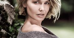 We speak to hair stylist Travis Balcke, who styled and cut Lara Worthington's awe-inspiring new 'do for the Harper's BAZAAR November issue, about how he got the former Ms. Bingle's hair looking so damn chic.