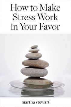 How to Make Stress Work in Your Favor Stress Management Strategies, Salt Cave, Sports Therapy, Himalayan Salt, Numerology, Martha Stewart, Healthy Tips, Mental Health, Anxiety