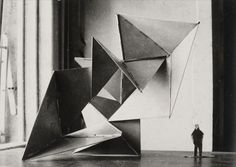 Lygia Clark, Arquitetura fantástica bichos (Fantastic architecture critters), Gelatin silver print, 4 x 5 in. The Museum of Modern Art Archives, New York Folding Architecture, Modern Architecture, Brazil Art, Abstract Pencil Drawings, Art Alevel, Triangle Art, Gelatin Silver Print, Art Archive, Textile Artists