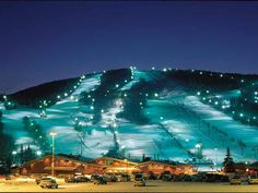 Stoneham Mountain Resort in Quebec - Ski and Snowboard   Travel to Quebec City, Canada