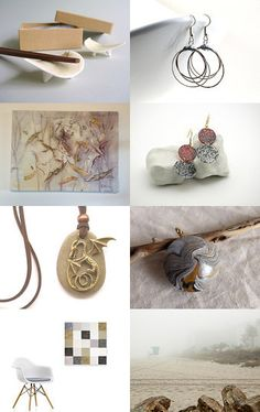 Winter Beach by Bev on Etsy--Pinned with TreasuryPin.com