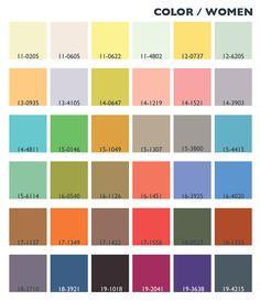 Lenzing Spring/Summer 2014 Color Trends