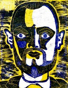Paul Klee (xilografía) Luis Seoane