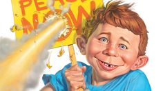 Exclusive Preview: MAD Magazine # 503