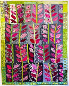 Pink Leaves in the Wind, by Alethea Ballard; 2012