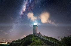 Byron Bay evening  Byron Bay lighthouse with part of the Milky way as a backdrop.  Hope you enjoy...  Camera: NIKON D750 Lens: 14.0-24.0 mm f/2.8 Focal Length: 14mm Shutter Speed: 30sec Aperture: f/2.8 ISO/Film: 3200  Image credit: http://ift.tt/2aAiBPa Visit http://ift.tt/1qPHad3 and read how to see the #MilkyWay  #Galaxy #Stars #Nightscape #Astrophotography