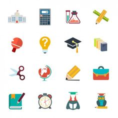 Discover thousands of copyright-free vectors. Graphic resources for personal and commercial use. Thousands of new files uploaded daily. I Icon, Icon Set, Adobe Illustrator, Certificate Background, Student Cartoon, Typographie Logo, Map Icons, School Icon, Education Icon