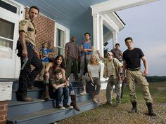 The Walking Dead, Season 2.