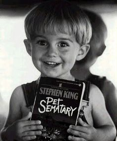 Absolutely the cutest child in a horror movie. All the way through the movie. Adorable the whole time.