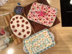 """τούρτα """"ταψιού"""" no bake fridge pudding Pudding, Baking, Desserts, Recipes, Food, Tailgate Desserts, Deserts, Custard Pudding, Bakken"""