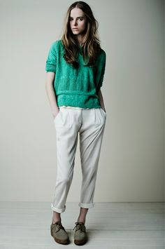 18505 Jersey Sweater / 18829 Pantalones Trousers