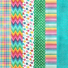 Free Printable Lucky Paper Pack from Harper Finch