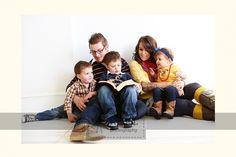 Iowa Lifestyle Family & Children Photography - Sarah Nebel Photography - Reading the Bible