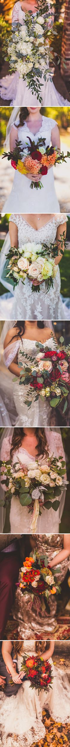 Wedding Bouquets | Virginia Wedding Photographer