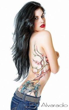Tree Rib Tattoo Quot tat-that