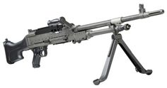 FN Herstal - MAG ® Known as the GPMG or Gimpy (General Purpose Machine Gun) One I'm familiar with. L7A2.