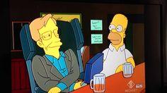 The Simpsons 1999 Stephen Hawking
