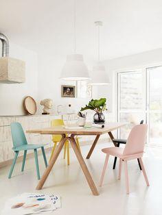Scandinavian interior - kitchen