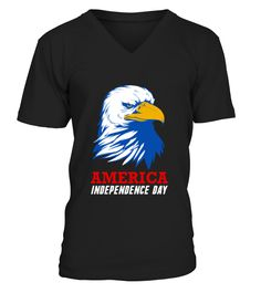 AMERICA INDEPENDENCE DAY T shirt black  Independence Day T-shirts