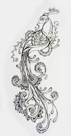 Tattoo Feather Peacock Tat 31 Ideas Tattoo Feather Peacock Tat 31 IdeasYou can find Peacock feather tattoo and more on our website. Henna Tattoos, Tatuajes Tattoos, Feather Tattoos, Body Art Tattoos, Sleeve Tattoos, Tattoo Bird, Peacock Tattoo Sleeve, Mandala Hip Tattoo, Mandala Feather