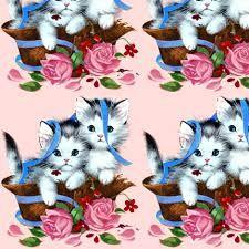Afbeeldingsresultaat voor fabric raveneve kitten