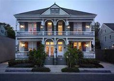 Maison Perrier, New Orleans LA. Bed and Breakfast I stayed in .... loved it!