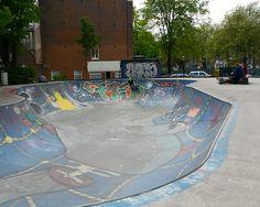 Pool in Amsterdam