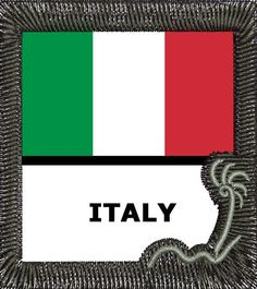 Italy  - Add your indeegear® sleeve to your collection to represent the meaningful time spent in this beautiful country.