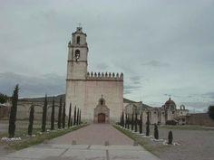 Former Franciscan Convent in Tecamachalco, Mexico