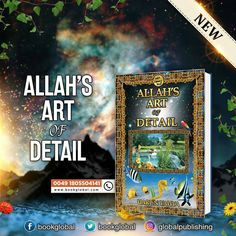 I'm deeply impressed masha'Allah great book. Allah's Art of Detail Book by Adnan Oktar Harun Yahya Great Books, Positive Vibes, Book Lovers, Quote Of The Day, Art Quotes, Allah, Istanbul, Turkey, Islam Muslim