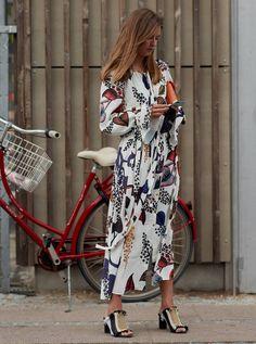 Modest Fashion, Women's Fashion Dresses, Casual Dresses, Summer Dresses, Quoi Porter, Mode Hijab, Mode Inspiration, Ideias Fashion, Fashion Design