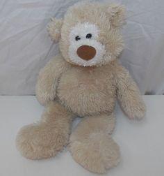 "Gund EveryWhere Bear Plush Stuffed Animal 15"" 153891 Traveling Teddy"