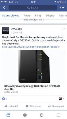 Synology o nas napisało!