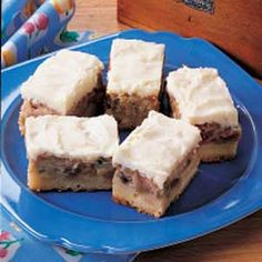 Rhubarb Custard Bars:  My Mom Darlene started making these a couple years ago.  I looked up the recipe today and made them.  They are sooooo yummy.  Very tart, which I love.  I eat on a plate with a fork like a dessert.  My boys love it too!  My current favorite rhubarb recipe!
