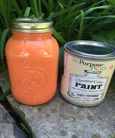 Perky Persimmon Re-Purpose Paint  Quart size, water based