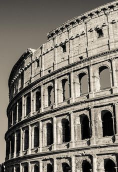 The grandeur of the Colosseum stands out in the panorama of Rome. Walking through the ancient streets, a Roman empire once, you can feel the history in the air, all around us. An old history of centuries and centuries long. A place to visit at least once in life, the Eternal City.  #Wallart #Photography #travel #gift