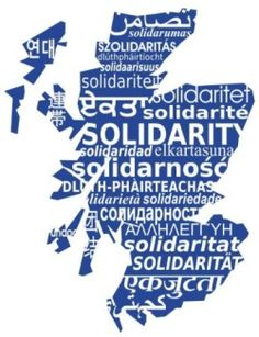 Another wee bit of grassroots activity - Solidarity with Scotland   via Solidarity with Scotland