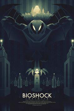 Posters: Bioshock Infinite