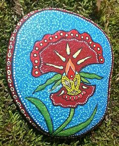 My Pretty - Painted Rock | Flickr - Photo Sharing!