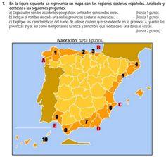 2008. Regiones costeras españolas.