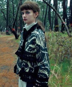 marc jacobs: jenna roberts for elle japan june 2014