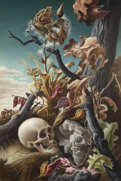 After Many Days by Thomas Hart Benton from San Diego Museum of Art