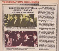 Yunus Buğra Yılmaz: 12 EYLÜL 1980 DARBESİNİN MHP VE ÜLKÜCÜ KURULUŞLAR ...