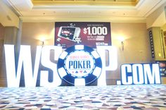 Vegas Show - WSOP 2016 - Winamax World Series Of Poker, Vegas Shows, Home Decor, Decoration Home, Room Decor, Interior Design, Home Interiors, Interior Decorating