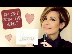 DIY Gift From The Heart - YouTube