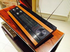Beomaster 2000 from 1974. Very beautiful!