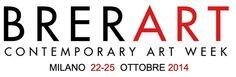 BRERART: LA CONTEMPORARY ART WEEK (Milano, zona di Brera e Milano centro, 22-25 ottobre 2014)  Da domani alle 13,00 viene inaugurata la grande mostra d'arte contemporanea che coinvolge l'intera zona di Brera e il centro di Milano.  Se siete nei dintorni, vi consigliamo di visitarla :) Per maggiori info: http://brerart.com/it