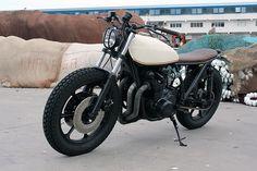 KAWASAKI Z1000 | Tarmac Custom Motorcycles
