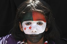 Syrian Face CSM